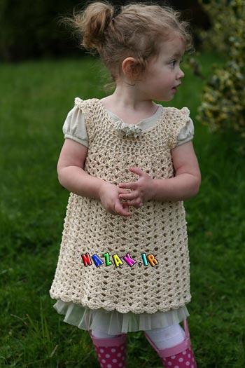 لباس-بافتنی-دخترانه-(4)