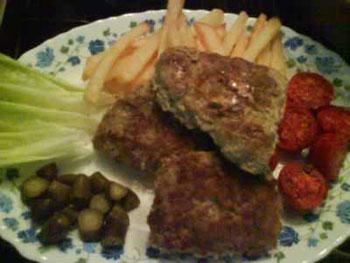 غذای لاغری,غذای رژیمی,غذای لاغری با گوشت کوبیده,غذای رژیمی با گوشت کوبیده,پخت غذای لاغری,پخت غذای رژیمی