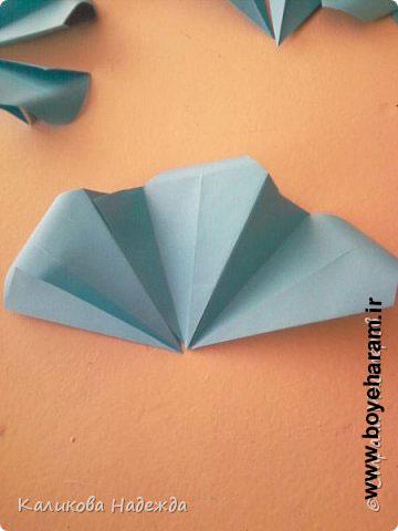 آموزش گل سازی با مقوا و کاغذ
