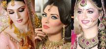 آرايش عروس هندي مدل 2015