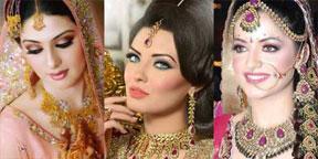 ارایش هندی,مدل آرایش هندی