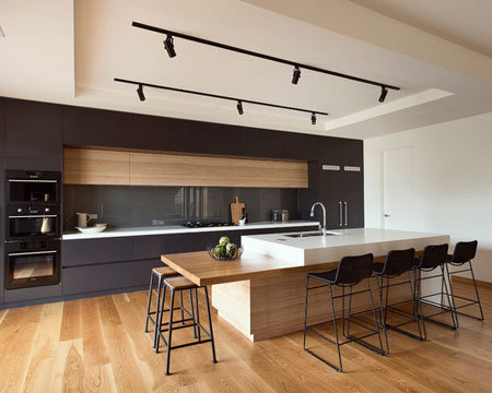 مدل های جدید از طراحی آشپزخانه