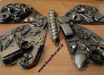 ساخت ادم آهنی,آدم آهنی