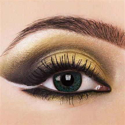 ,آرايش چشم,چشم هاي رنگي,آموزش ميكاپ چشم,مدل هاي ميكاپ چشم,آموزش تصويري آرايش و ميكاپ چشم,مدل هاي خوشكل ميكاپ چشم,چشم هاي رنگي و زيبا,آْموزش آرايش و رنگ زدن چشم,رنگ زدن و ميكاپ چشم محو,