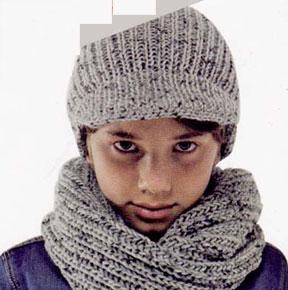 آموزش بافت کلاه و شال,کلاه و شال دخترانه,کلاه و شال نقابدار,کلاه نقابدار