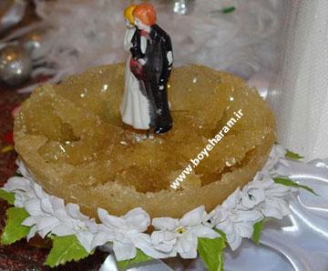 مدل های سفره عقد و عروسی