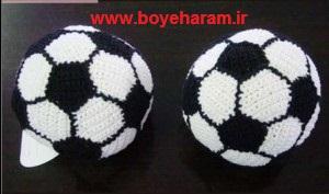 توپ فوتبال قلاب بافی,آموزش توپ قلاب بافی,توپ قلاب بافی,بافت توپ,آموزش بافت توپ,توپ,توپ فوتبال,آموزش بافت توپ فوتبال,ساخت توپ فوتبال