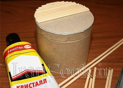 کاردستی چوبی