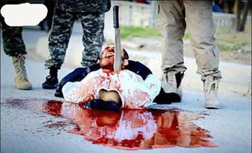 جنایت وحشتناک داعش