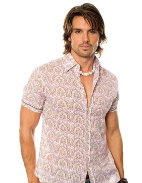 پیراهن مردانه,اموزش دوخت پیراهن مردانه,الگوی دوخت پیراهن مردانه