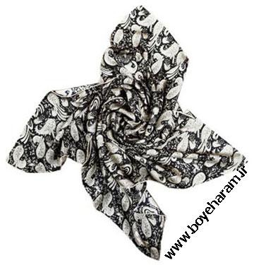 روسری بابته جقه