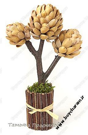 ساخت درختچه