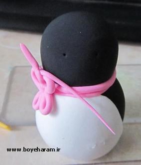 sساخت عروسک,ساخت عروسک پنگوئن,آموزش ساخت پنگوئن,دوخت عروسک پنگوئن,پنگوئن,ساخت پنگوئن,ساخت عروسک برای بچه ها,ساخت عروسک پرنده,سایت عروسک سازی,آموزش عروسک سازی