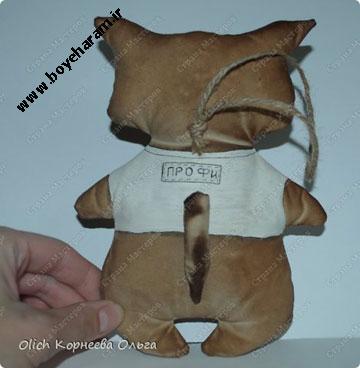 ساخت عروسک با پارچه