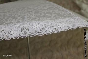 چتر توری,چتر توری عروس