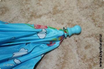 ساخت چتر برای بچه ها