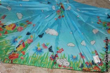 چتر بچه گانه زیبا