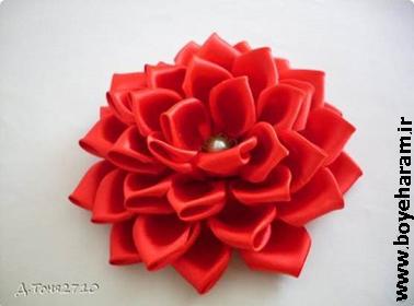 ساخت گل با ساتن,ساخت گل با روبان,ساخت گل رز با ساتن,ساخت گل محمدی با ساتن,ساخت گل لاله با ساتن,ساخت گل نرگس با ساتن,ساخت گل نرگس با روبان,آموزش ساتن دوزی,آموزش ساتن بافی