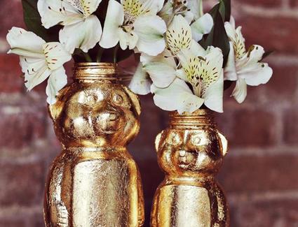 ساخت گلدان,ساخت گلدان فانتزی,آموزش تزیین گلدان,رنگ کردن گلدان,آموزش ساخت گلدان عروسکی,ساخت گلدان با قاب سس