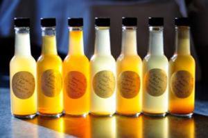 نوشیدنی لاغری,مایع های لاغری,اثر سرکه سیب بر لاغری