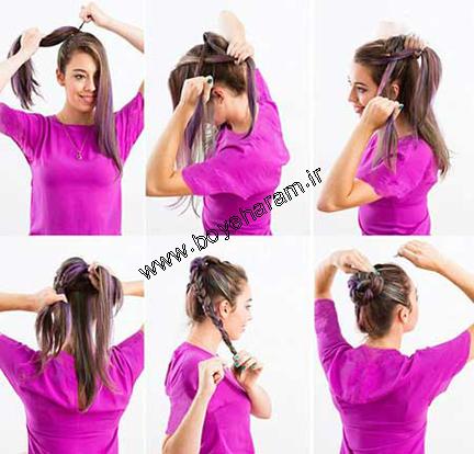 بافت مو,آموزش بافت مو,آموزش آرایش مو,آرایش مو,ارایش مو,سایت ارایشگری,سایت آموزش آرایشگری,آموزش آرایش و بافت مو,آموزش بافت موی جدید,آموزش بافت موی زنانه,آموزش مدل های جدید بافت مو,بافتنی برای مو