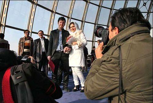عروسی،برج میلاد،مراسم عقد،پیوند آسمانی،مطالب جالب