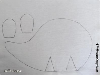Игрушка Мастер-класс 8 марта День рождения Шитьё Ежик Розовое облачко Бусины Нитки Сетка Ткань фото 4