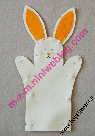 عروسک انگشتی,ساخت عروسک انگشتی,ساخت عروسک نمایشی انگشتی