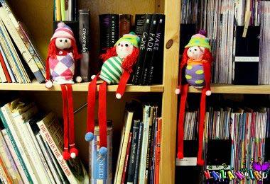 آموزش عروسک سازی,ساخت عروسک دست و پا دراز,عروسک فانتزی,ساخت عروسک فانتزی,سایت عروسک سازی,دوخت عروسک فانتزی
