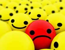 افراد بدبین,بدبینی,خود بدبین,افراد غرغرو,اثرات غرغر کردن بر عقل,اثرات بدبینی بر رشد عقل