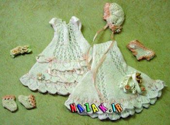 لباس-بافتنی-دخترانه-(13)