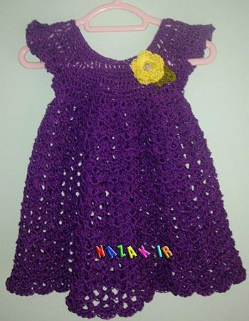 لباس-بافتنی-دخترانه-(5)
