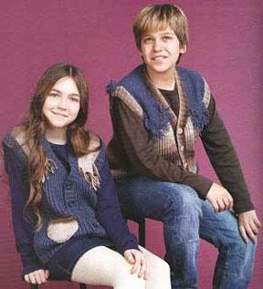 لباس فانتزی نوجوان,بافت لباس نوجوان,لباس بافتنی نوجوان