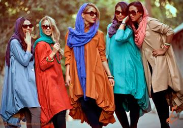 رنگ لباس,انتخاب لباس,لباس های قرمز,لباس های آفتابی,لباس های بنفش,رنگ مورد علاقه,انتخاب لباس های آبی,لباس یا وسایل جانبی نارنجی,رنگ شاد,لباس زرد