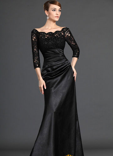 لباس مجلسی مشکی2015