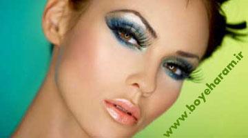 آموزش آرایش برای خواب