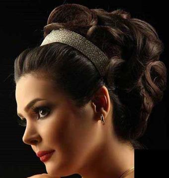 مدل موی عروس,جدیدترین مدل موی عروس,تصاویر موی عروس,عکس موی عروس,تصاویر مدل عروس,تصاویر عروس,عکس عروس,موهای آرایشی عروس,مدل بافتنی موی عروس