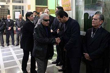 خبر فوت شدن مرتضی احمدی