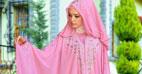 مدل های جدید چادر شالدار دخترانه
