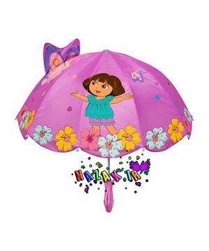 آموزش چترسازی,ساخت چتر,آ»وزش ساخت چتربرای کودکان,ساخت چتر ابی کودکانه,آموزش تزیین چتر,تزیین چتر به صورت عروسک,ساخت چتر عروسکی