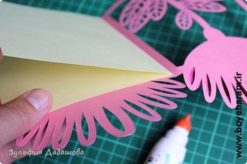 ساخت گل با کاغذ,گلسازی با کاغذ