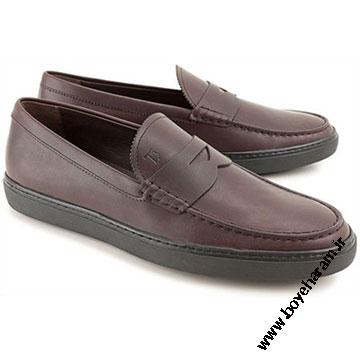 قشنگترین کفش چرم پسرانه