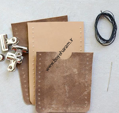 دوخت کیف چرم,مدل کیف چرم,تصاویر کیف موبایل,عکس کیف موبایل