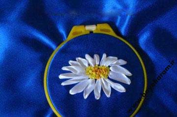 آموزش گل بافی