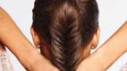 آموزش بافت مو به مدل تیغ ماهی