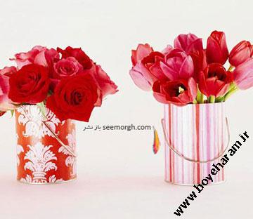 گل برای هدیه ولنتاین