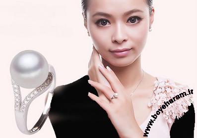 انگشتر زنانه نگین دار,مدل انگشتر زنانه