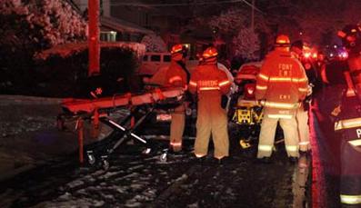 آتش سوزی در آمریکا,جان باختن هفت کودک آمریکایی در آتش سوزی