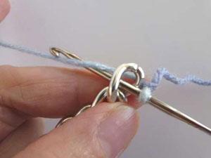 ساخت دستبند با سیم و کاموا