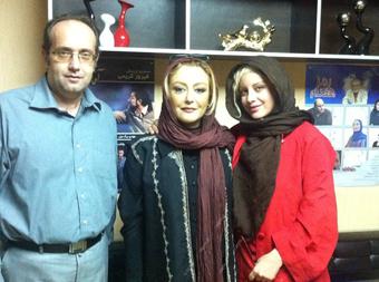 عکس همسر شقایق فراهانی